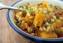 Quinoa/Barley/Couscous Recipes
