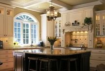 Beautiful Kitchen  / Kitchen space and everything that belongs to it.