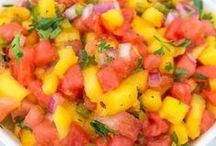 Salsa,Pesto and Relish Recipes