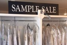 Bridal Sample Sale Designer Gown Samples Available On At The Wedding Shoppe
