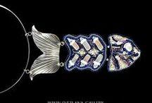 Jewelry - Svetlana.Gallery / Beaded and gem jewelry created and designed by Svetlana (www.svetlana.gallery)