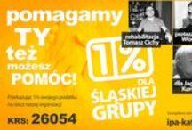 Akcje Społeczne / Społeczna aktywność Śląskiej Grupy Wojewódzkiej IPA