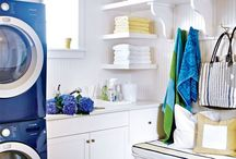 Laundry rooms / Wash&dry with style  / by Leonor Izaguirre