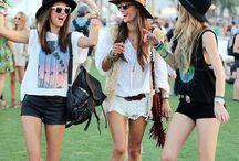 Festival fun / Festival fashion ideas