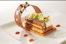 Haute Cuisine Desserts