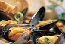 Crustacean Recipes