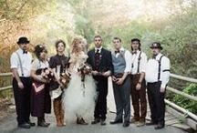 Steampunk Weddings / Inspiration for one of 2014's hottest trends - Steampunk Weddings.