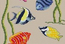 Embroidery Fish