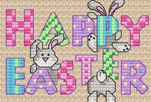 Embroidery Easter
