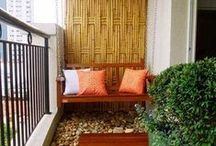 Garden/Balcony Ideas
