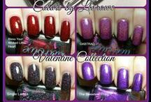 Valentine 2014 / The Colors by llarowe Valentine collection.