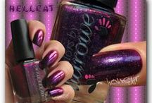Colors by llarowe Winter 2013 Collection / CbL nail swatches of the winter 2013 release.