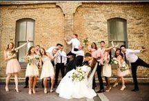 Wedding Day Photo Fun / Creative, fun, and just plain adorable wedding (or engagement) photo ideas!