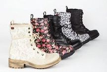 Boots & Shoes That I Want