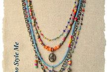 Necklaces Bohemian Style