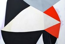 Geometric Abstraction / Welcome pinners! Please limit your pins to 4 per day.