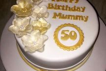 Birthday Cakes / Inspirational Ideas for Birthday Cakes