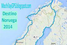 Mis rutas (Blog Mochila y GPS) / Recorridos