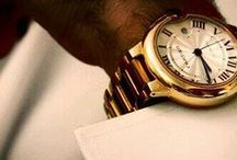 Wrist watches / Good-looking wrist watches for men.