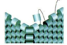 Bead Weaving Stitches / Bead stitches tutorials, illustrations, descriptions, diagrams