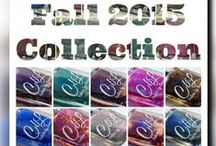 CbL Fall 2015 Collection / 10 shades releasing September 15, 2015 on www.llarowe.com. Colours are Rain, Last Harvest, The Fallen, Rare Orchid, She's My Cherry Pie, Mocha Grande, Wine & Roses, Memories Of You, Lake Of The PInes and Aubergine Dreams.