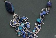 Wire And Beads / Wirework, beads, tutorials and creative ideas