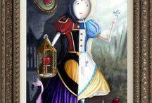 Lost Alice - Alice In Wonderland / The third Alice In Wonderland book by Peter & Jayne Smith #alice #wonderland #whiterabbit #madhatter