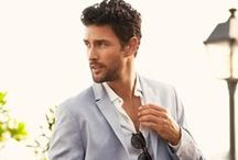 "H&M: Shades of Summer / H&M's summer collection for 2012 ""Shades of Summer"", with Noah Mills."
