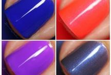Colors by llarowe Spring 2016 Cremes & Shimmers / Four new cremes and shimmers are being added to the CbL line up - Ain't Nobody Leavin' Till We Sing The Blues, Barney Sucks!, Bow Chicka Wow Wow and Freeze Frame. Launching April 1, 2016 on www.llarowe.com.