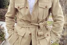 Safari Jackets