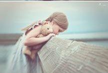 Michelle - Beach Girl / Child's Photography; little girl; beach session