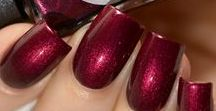 Colors by llarowe Holiday 2016 / The Holiday 2016 collection releases December 1st for pre-order on www.llarowe.com. Eight new shades for the holiday season. Purchase the whole set at once and receive a bonus layering topper polish (Ho, Ho, Ho, It's Santa LaRowe) to embellish any of the 8 colours in the set!