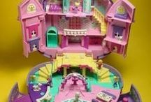 world = oyster / isometric illustrations, Polly Pocket™ compacts, and then some