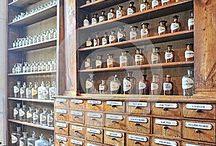 Pharmacy disayn