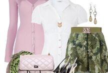 Fashion ideas and good colour combos