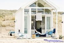 #SaltieLife Beach Shacks / Dreamy beach homes to please any Saltie Soul.