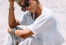 Beach looks / Sandie hair and beach looks, styles and vibes for those that live and love the #SaltieLife