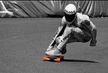 L O N G B O A R D I N G / For the love of downhill longboarding