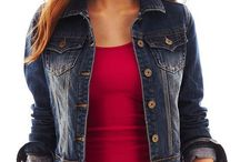 Denim jacket style / What to wear with that gorgeous denim jacket