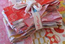 Moda Fabrics / Quilting Blocks