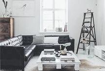 Living Space / architecture / interior / deco