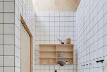 Bathroom inspiration / Inspiration för vårat badrumsprosjekt..