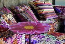 Tissus d'ameublement - Fabrics