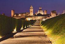 italia / L'Italia e i paesaggi