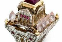 Bijoux d'artistes - Artist jewellery