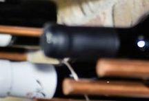 wine-oh's! / Wine cellars, wine, collections, decor, Architecture, Interior design, homes, style, furnishings, accessories. Nikohl cadeau interiors www.nikohlcadeau.com