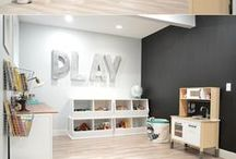 Playroom Organization / Storage not only you will love but your kids too!