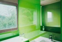 Tendance : les verts... - Trend : the greens...