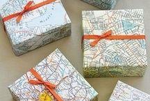*Cadeau inpakken* / Heb je geen idee hoe je iets moet inpakken of wil je gewoon een nieuwe manier van inpakken voor iets speciaals? Dan is dit voor jou! Heel veel leuke ideetjes voor inpakken.