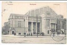 Színház / A 20. század eleji Budapest színházi kultúrájának érdekességei.